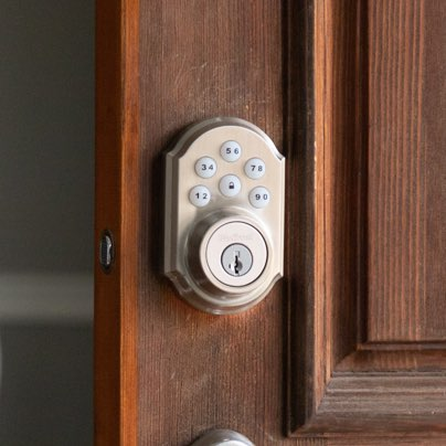 McAllen security smartlock